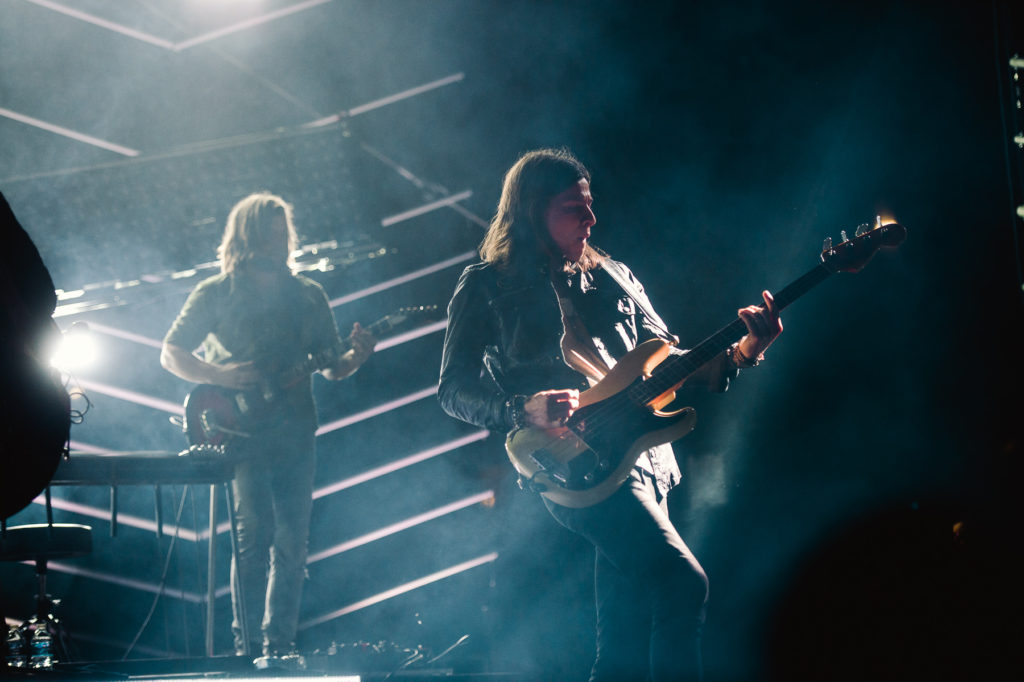 Needtobreathe Tour De Compadres Opening Night