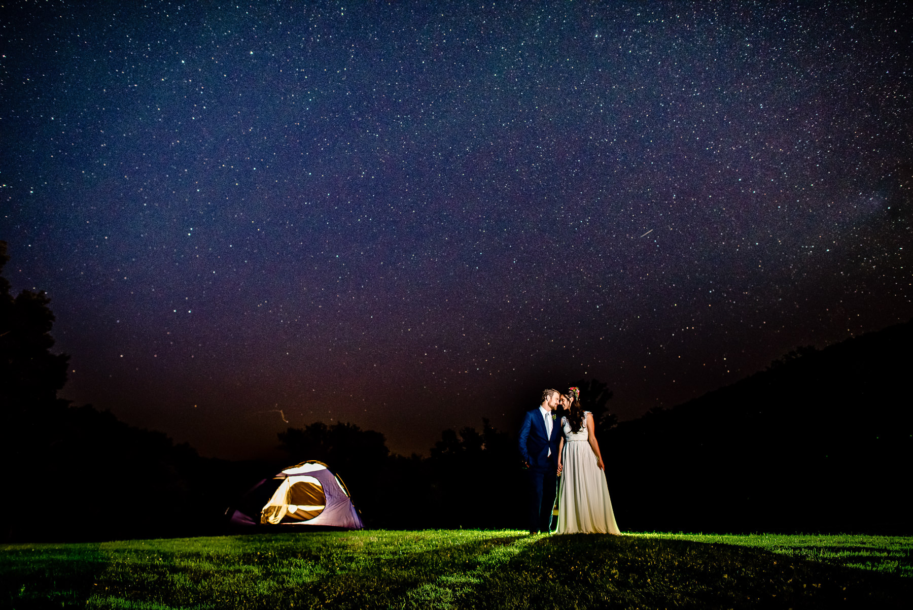 How To Hire A Professional Raleigh Wedding Photographer Dave Shay 18 July 2017 Fine Art Starry Picture Full Moon Resort Ny
