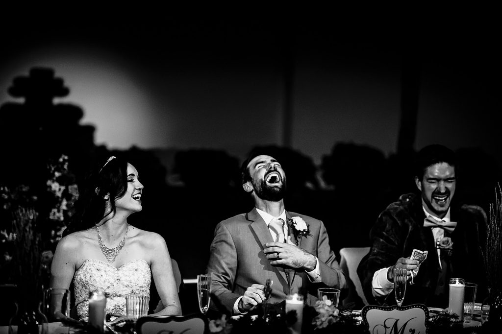 candid wedding moments for couple
