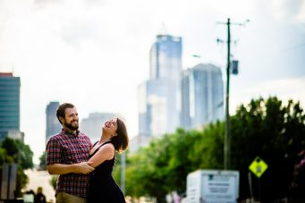 raleigh engagement photos