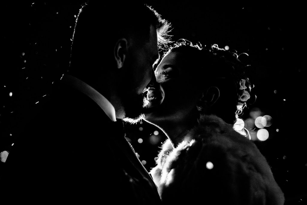 Night Time Wedding Photography How to MagMod