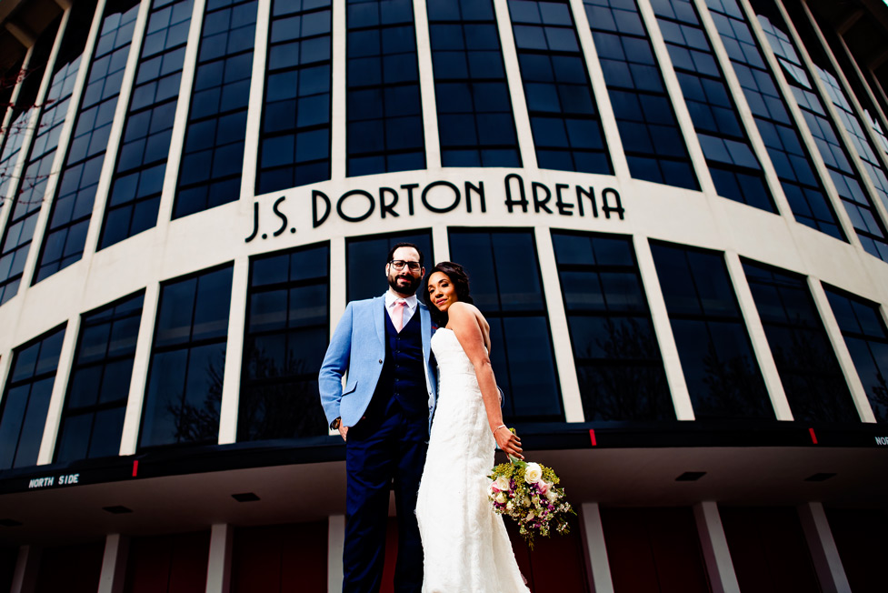 Dorton Arena Wedding Photos_0011