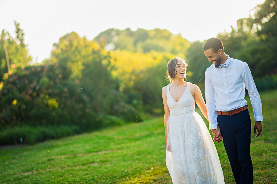 JC Raulston Wedding Photo couple