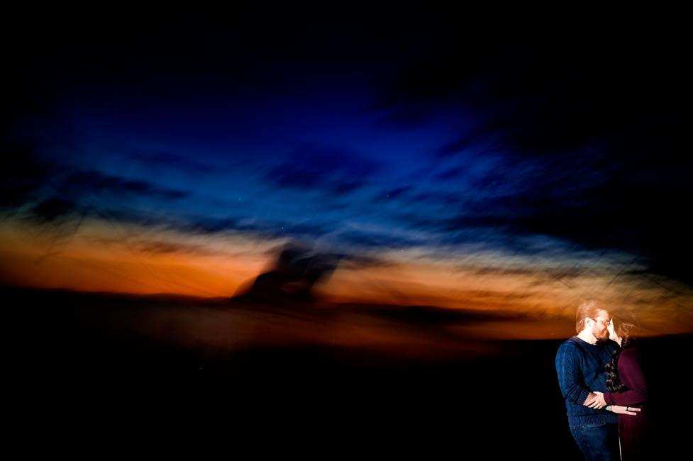 Jordan-Lake-Sunset-Engagement-Photos