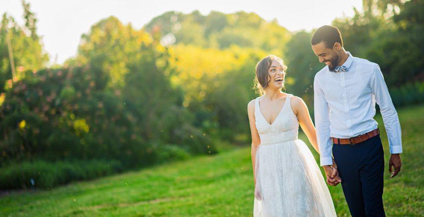 JC Raulston Wedding Photos