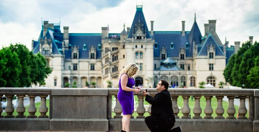 Can I propose at the biltmore